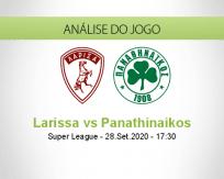 Larissa vs Panathinaikos