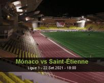 Mónaco vs Saint-Étienne