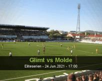 Prognóstico Glimt Molde (24 Junho 2021)