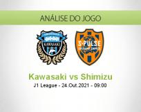 Prognóstico Kawasaki Shimizu (24 Outubro 2021)
