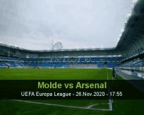 Molde vs Arsenal