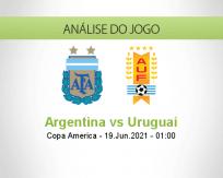 Argentina vs Uruguai