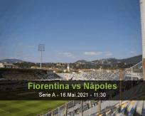Prognóstico Fiorentina Nápoles (16 Maio 2021)