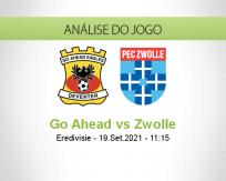 Prognóstico Go Ahead Zwolle (19 Setembro 2021)