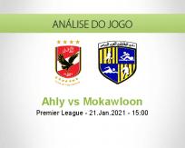 Prognóstico Ahly Mokawloon (21 Janeiro 2021)