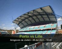 Porto vs Lille