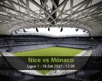 Nice vs Mónaco