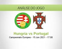 Hungria vs Portugal