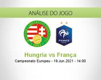 Hungria vs França