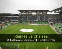 Rennes vs Chelsea