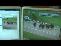 Qual o livestream mais rápido: Betfair vídeo, Betdaq vídeo ou Sky Sports