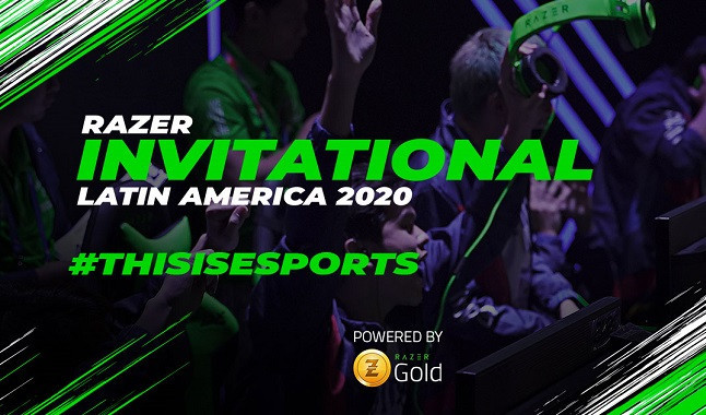 Razer announces Razer Invitational for South America