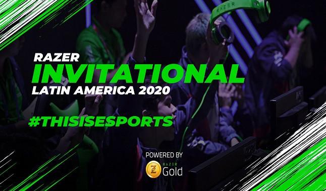 Razer Invitational anuncia datas da América Latina