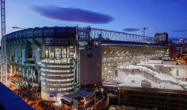 Real Madrid plans to open casino at Santiago Bernabéu stadium