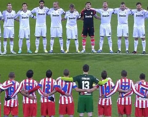 Análise do jogo: Real Madrid vs Atlético de Madrid (13 Setembro 2014)