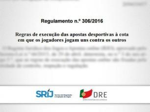 Publicado em Diário da República o Regulamento das regras de execução das apostas cruzadas