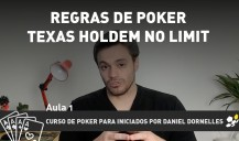 Regras de Poker Texas Holdem No Limit – aula 1 (vídeo)