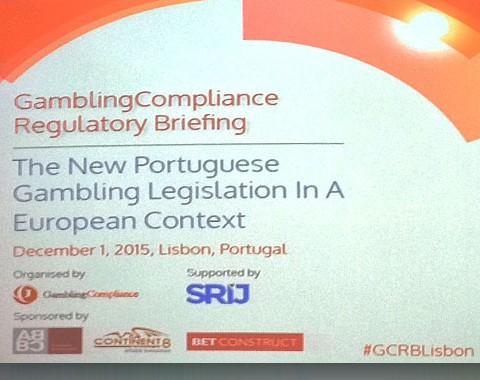 ANAon resume o Lisbon Regulatory Briefing