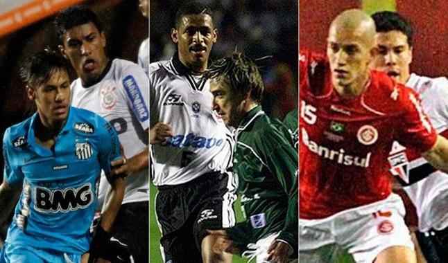 Relembre as finais emocionantes entre brasileiros na Libertadores