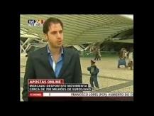 Reportagem apostas online TVI24