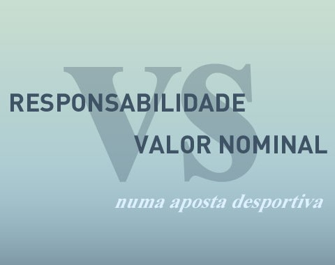Responsabilidade vs Valor nominal
