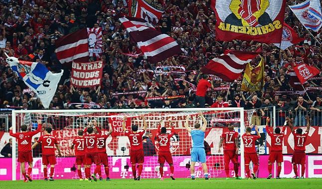 Retorno da torcida na Bundesliga