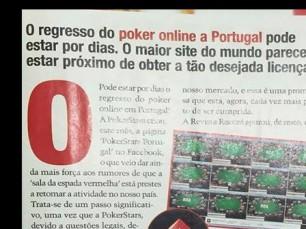 PokerStars: Poker Online em Portugal pode estar para breve
