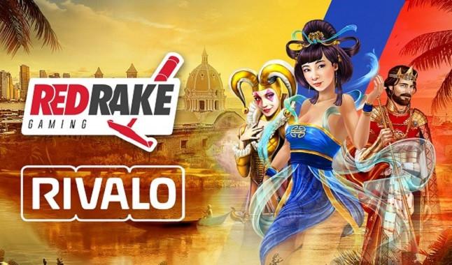 Rivalo é a nova parceira da empresa Red Rake