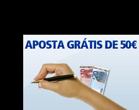 Sportingbet - Aposta Grátis de €50 (+ 1700€ em prémios mensais exclusivos)