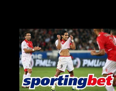 Bónus 100% se o Mónaco derrotar o Reims