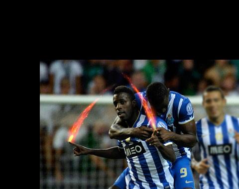 Bónus de 100% se o Porto derrotar o Guimarães