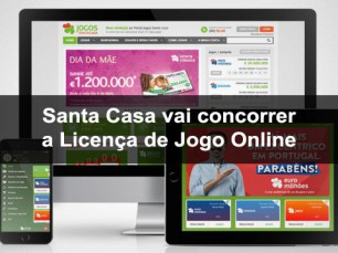 Santa Casa vai pedir licença de jogo online