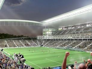 Arena Corinthians, São Paulo - Estádios do Mundial Brasil 2014