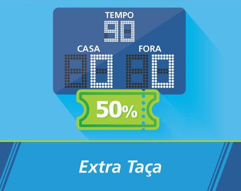Jogos da Taça em prolongamento dão 50% de reembolso na Sportingbet