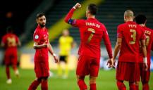 Seleção de Portugal poderá receber público em jogos