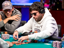 Skyboy tenta os 8 milhões no World Series Of Poker 2017 Main Event