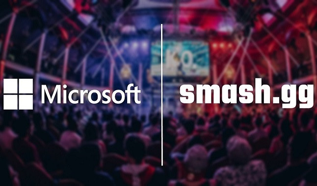 Smash.gg is acquired by Microsoft