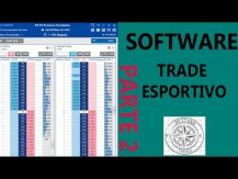 Software para trading esportivo  wagertool janelas (vídeo)