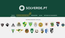 Solverde firma parcerias com times de Portugal