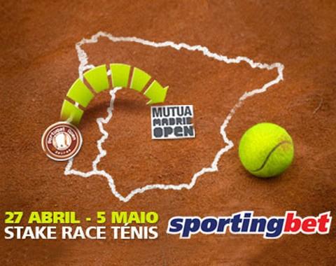 Aposta durante o Portugal Open e ganha bilhetes para Camarote VIP nos Masters de Madrid