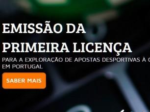 Licença de jogo online em Portugal emitida por SRIJ