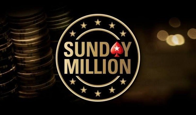 Sunday Million: PokerStars aumenta premiaciones garantizadas