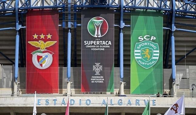 Supertaça Benfica vs Sporting com cashback de 40€