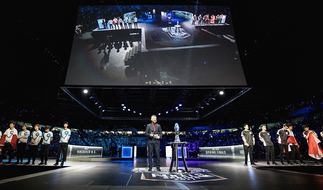Team Solomid and Cloud9 are the most valuable organizations in the world