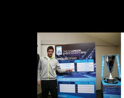 Apostas ATP World Tour Finals: Del Potro pode ser a surpresa