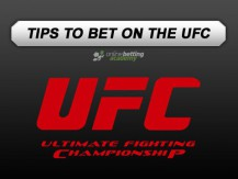 Tips to bet on the UFC