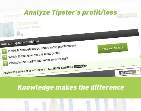 New tool: Tipster Analysis