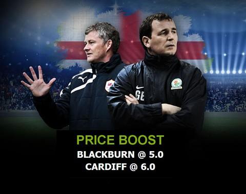 Blackburn vs Cardiff: o maior prémio que vais encontrar ao apostar em qualquer uma destas equipas