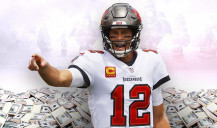 Tom Brady ganha fortuna por levar sua equipe ao Super Bowl