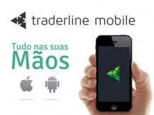 Traderline Mobile: software de trading com ladder para iPhone e Android